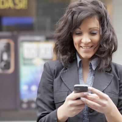 Smartphones y Posicionamiento Web